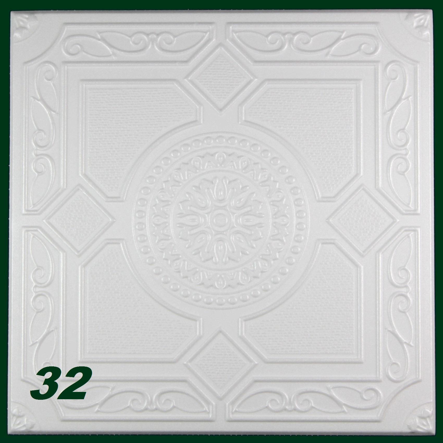 40 m2 pannelli di polistirolo pezzo decorativo per - Pannelli decorativi polistirolo ...