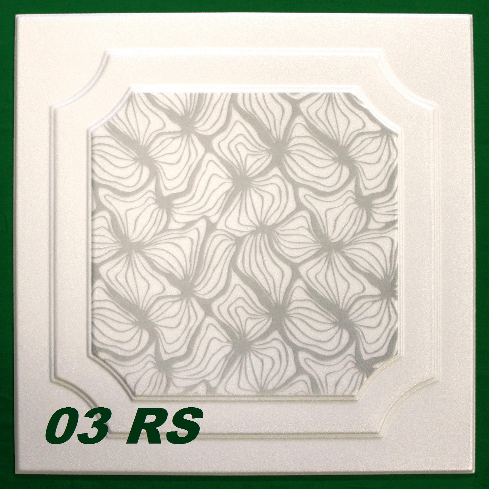 10 m2 deckenplatten styroporplatten stuck farbige platten 50x50cm rs ebay. Black Bedroom Furniture Sets. Home Design Ideas