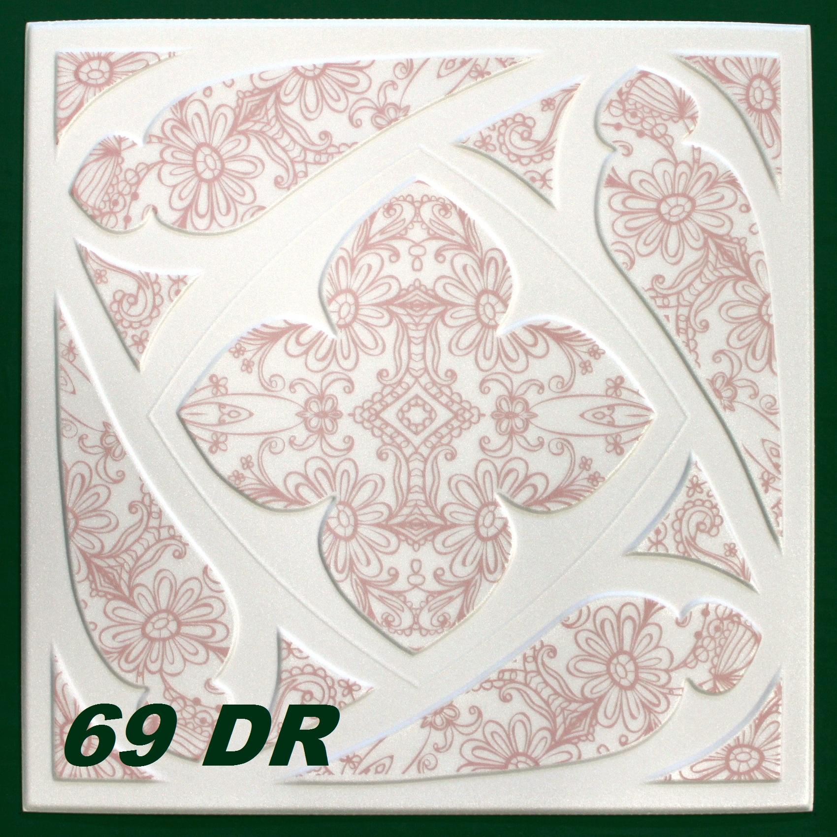 1 m2 deckenplatten styroporplatten stuck farbige platten 50x50cm dr ebay. Black Bedroom Furniture Sets. Home Design Ideas