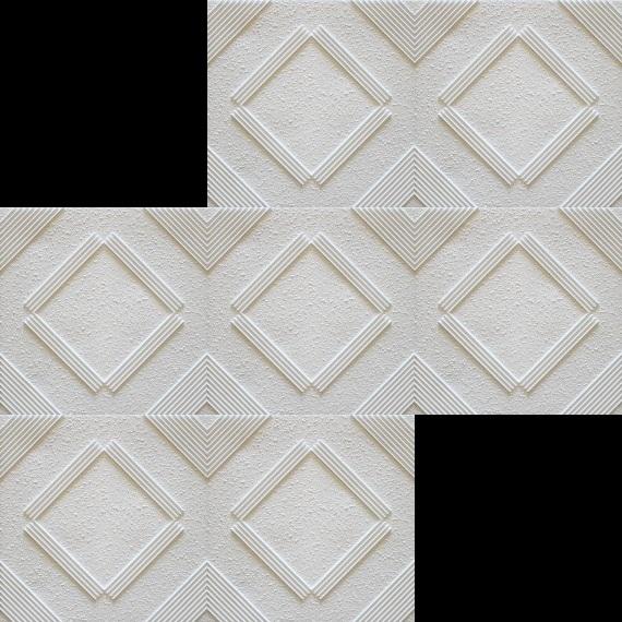 1 m2 deckenplatten styroporplatten stuck decke dekor platten 50x50cm chicago ebay. Black Bedroom Furniture Sets. Home Design Ideas