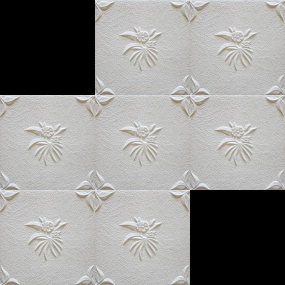 10 M 178 Ceiling Tiles Styrofoam Plates Piece Cover Decor