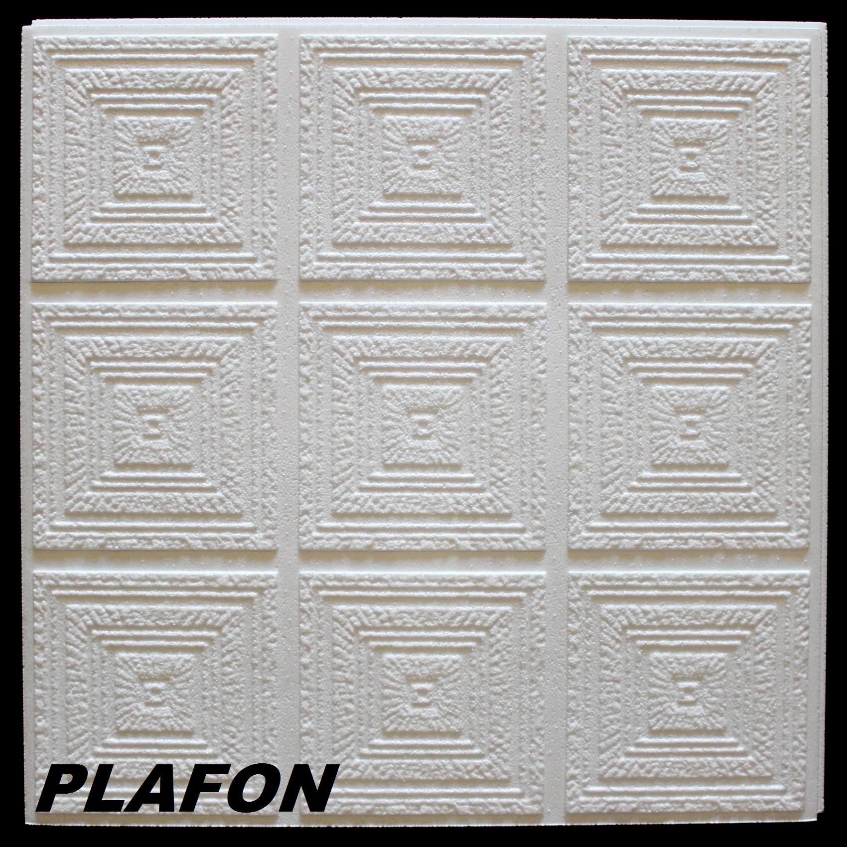 Conception marbet plaque de plafond plafon avec la for Plaque plafond polystyrene
