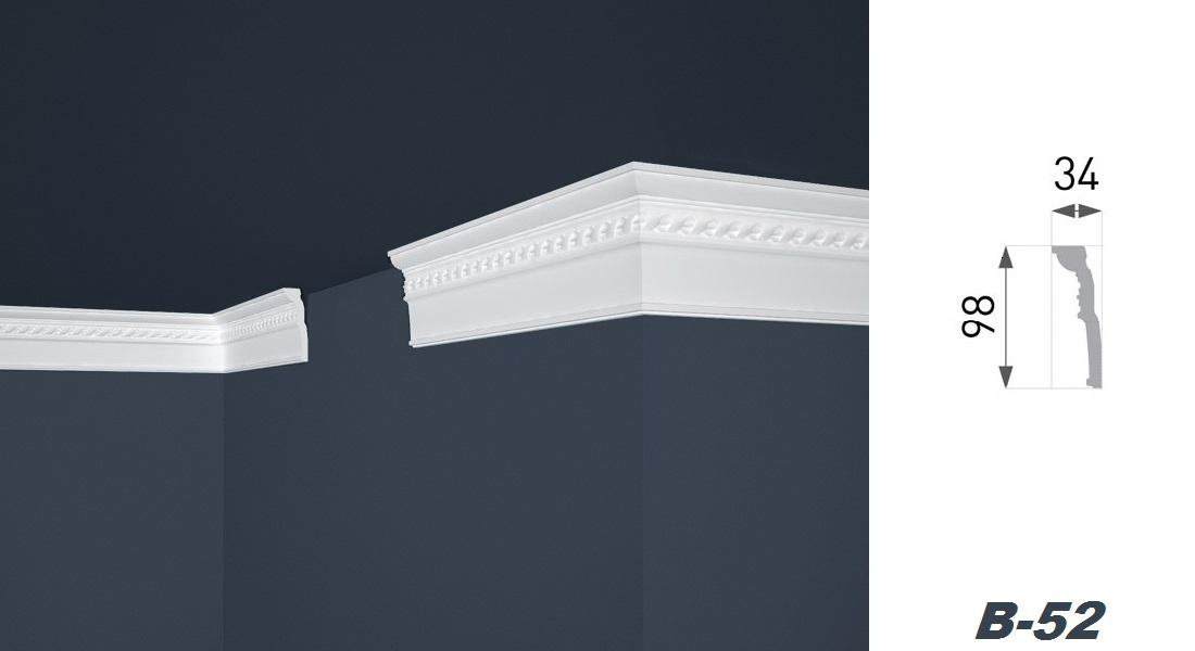 10 meter eckprofile bord re zierleisten profile stuck. Black Bedroom Furniture Sets. Home Design Ideas