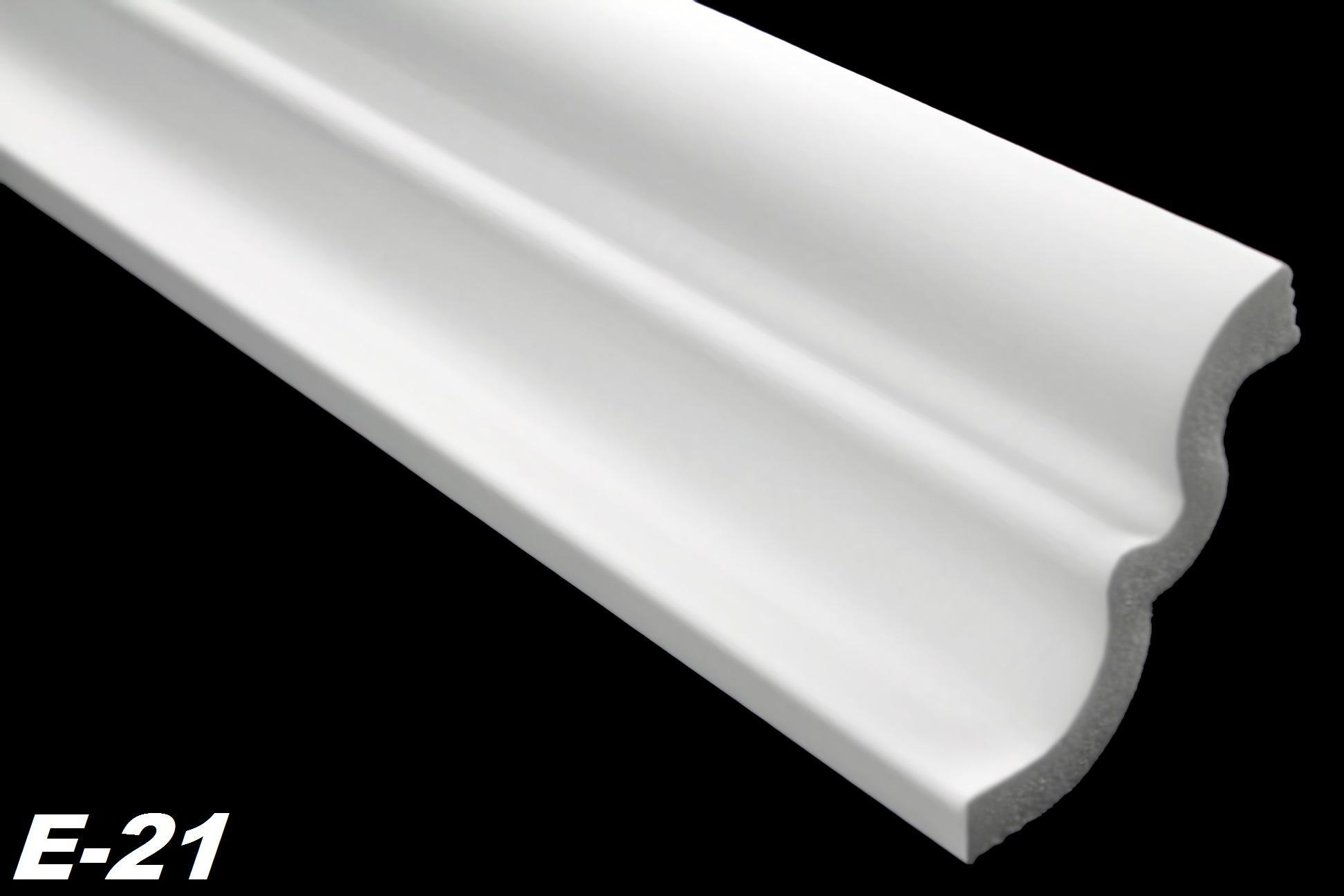 20 m tres moulures d coratives corniches d cor de stuc en polystyr ne dur ebay. Black Bedroom Furniture Sets. Home Design Ideas