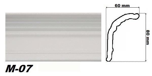 30 metros perfil para esquinas molduras poliestireno - Molduras techo poliestireno ...