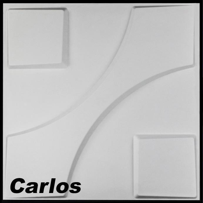 1 m2 panneau 3d plaques panneaux muraux 3d murales applique plafonnier 50x50cm ebay. Black Bedroom Furniture Sets. Home Design Ideas