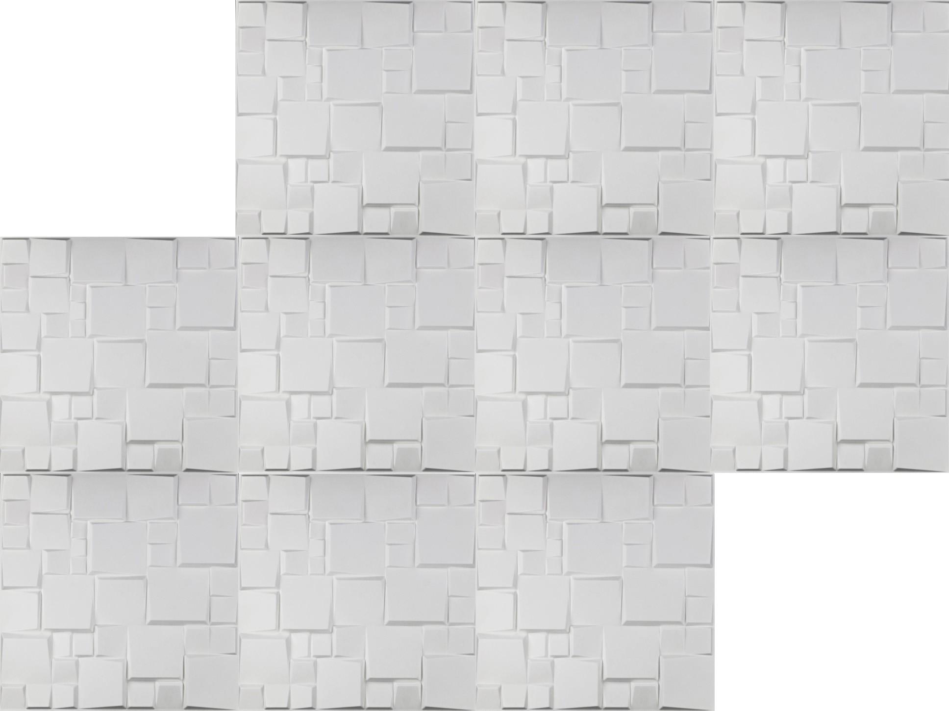 10 m2, paneele 3d platten wandpaneele 3d wandplatten wand decke