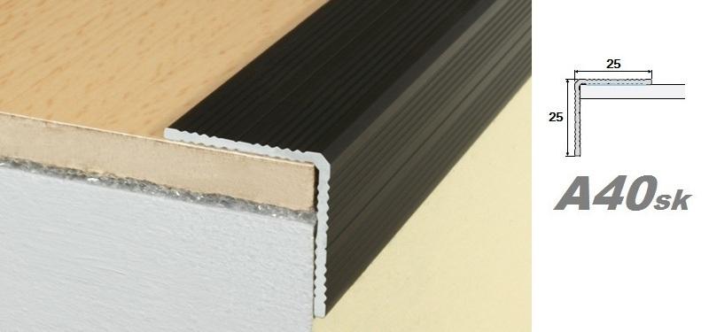 Aluprofile aluminium bord profil d 39 angle baguette - Baguette angle alu ...