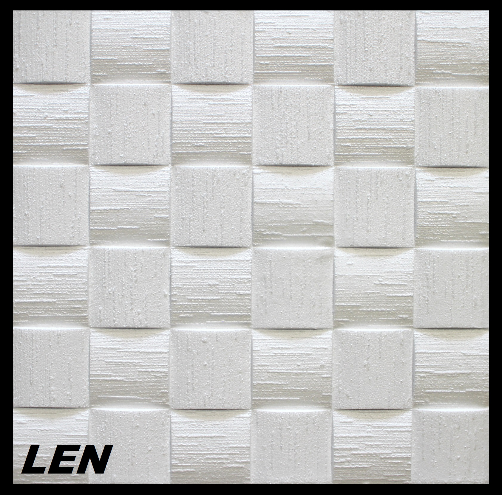 1 m2 deckenplatten styroporplatten stuck decke dekor platten 50x50cm len 4250819213368 ebay. Black Bedroom Furniture Sets. Home Design Ideas