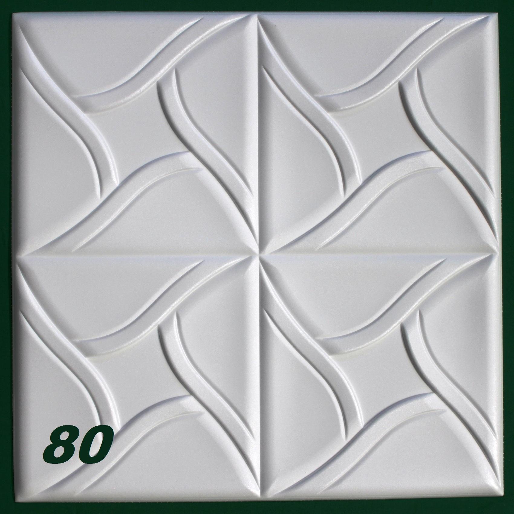 10 m2 deckenplatten styroporplatten stuck decke dekor platten