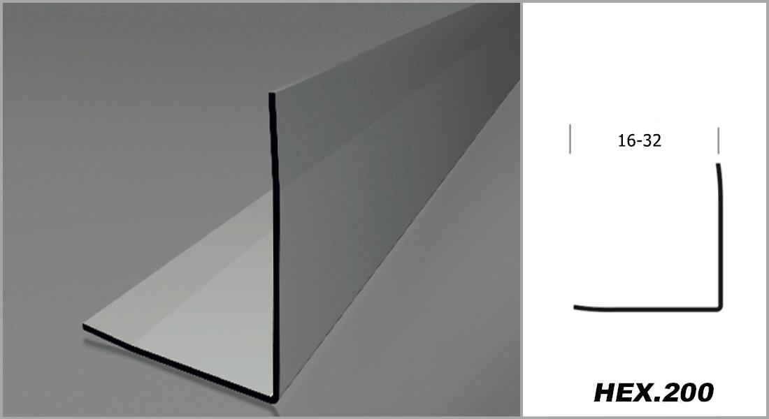 2 meter edelstahl schutzprofil aussenecke winkelprofil schutz schiene. Black Bedroom Furniture Sets. Home Design Ideas