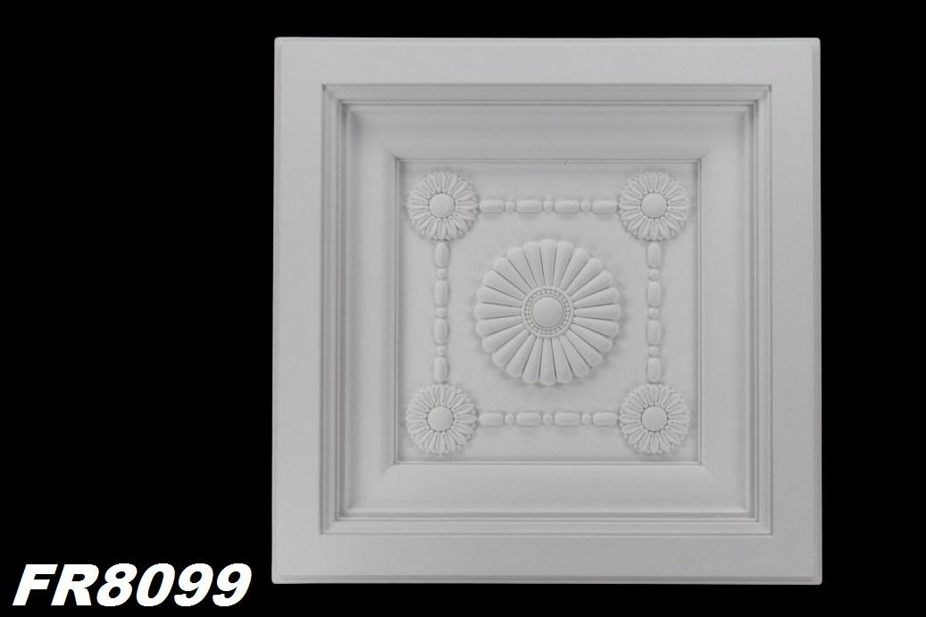 1 pu plaque de couverture plafond grille rosette pl tre d coration ebay. Black Bedroom Furniture Sets. Home Design Ideas