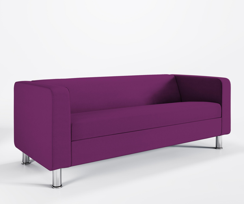 loungesofa 3 sitzer cubby 4n3 cocktailsofa hotelsofa. Black Bedroom Furniture Sets. Home Design Ideas