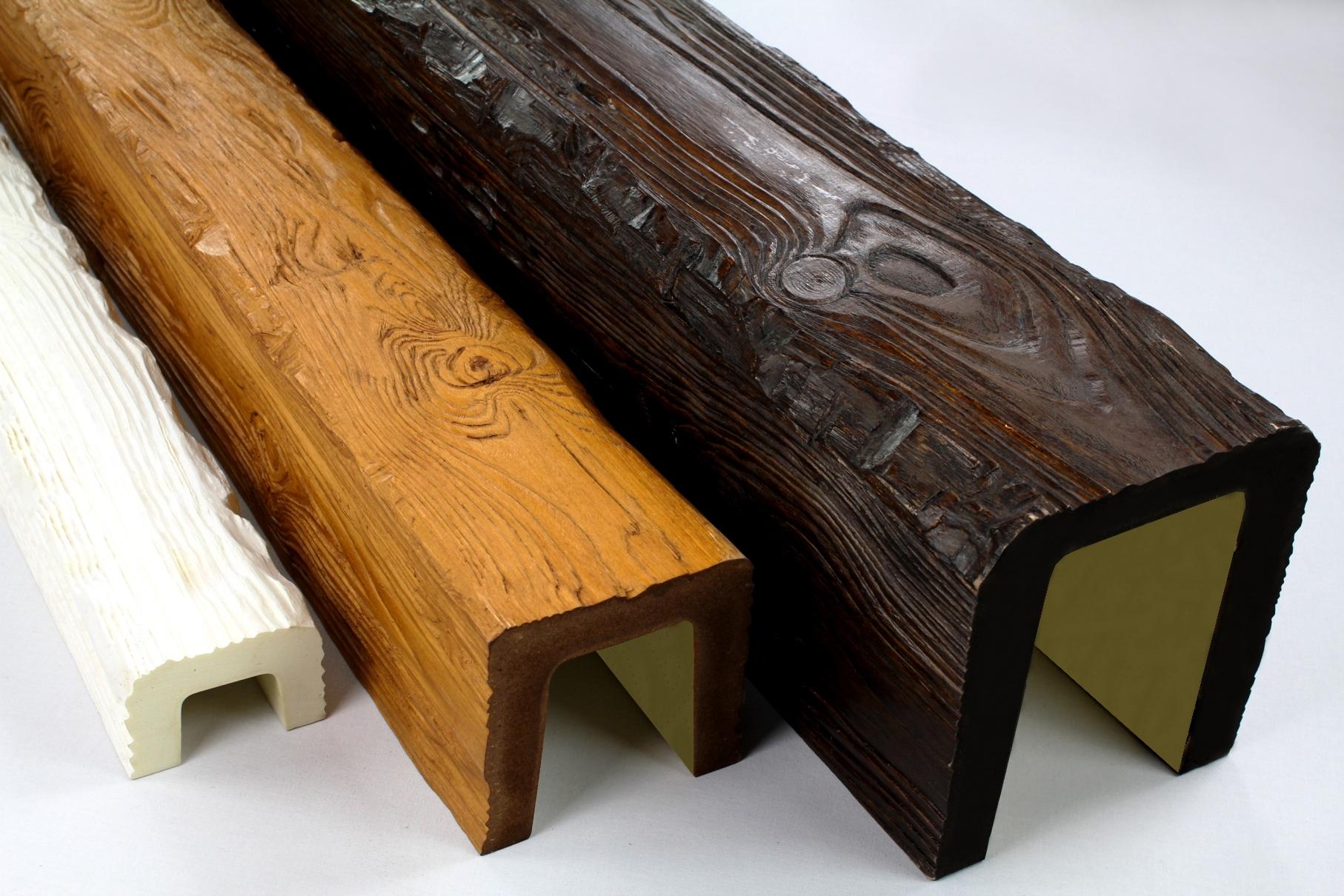 muster musterstücke deckenbalken, deco wood | ebay