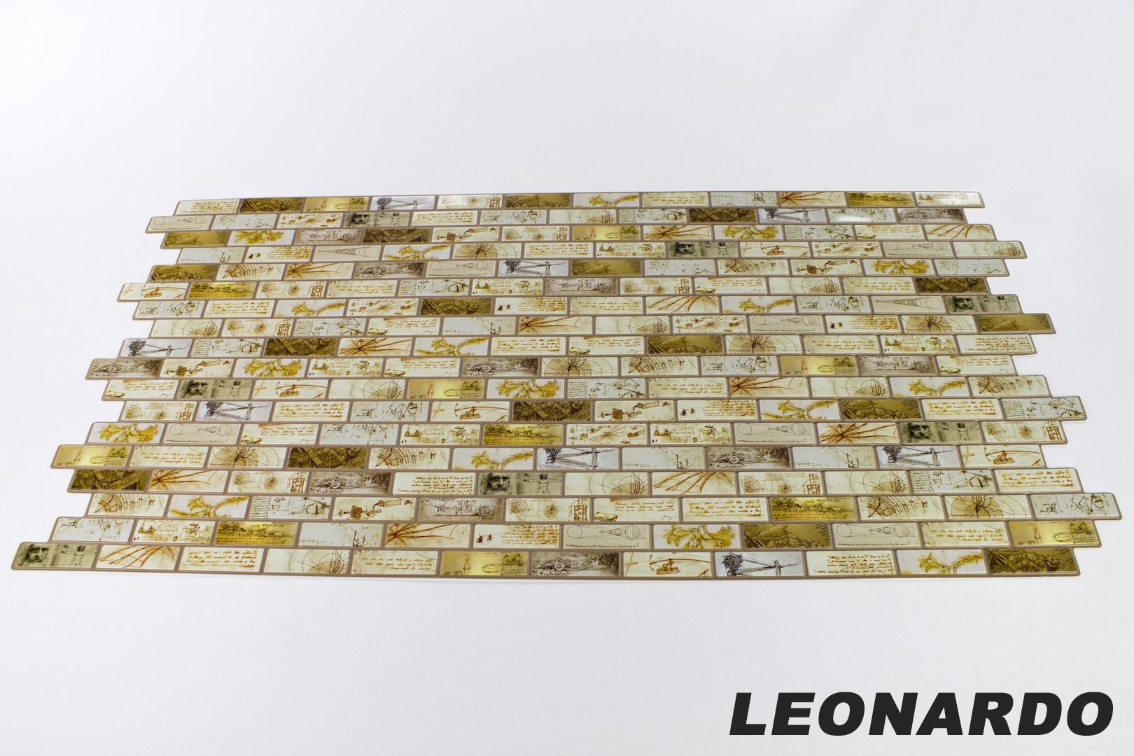 1 pvc dekorplatte mosaic wandverkleidung platten wand 98x48cm mosaic leonardo ebay. Black Bedroom Furniture Sets. Home Design Ideas