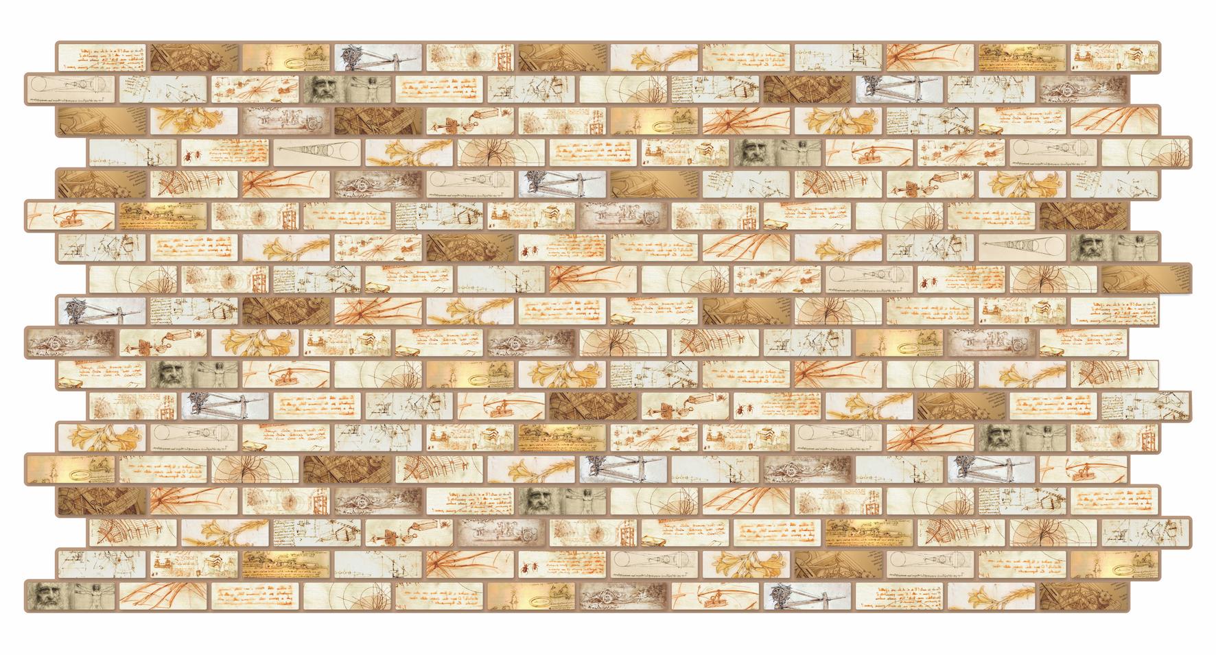 1 Pvc Piastre Decorative Mosaico Rivestimento Muro