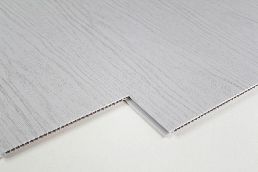 50 m2 pvc panneau pour plafond muraux plaques 200x25cm marbre blanc ebay. Black Bedroom Furniture Sets. Home Design Ideas