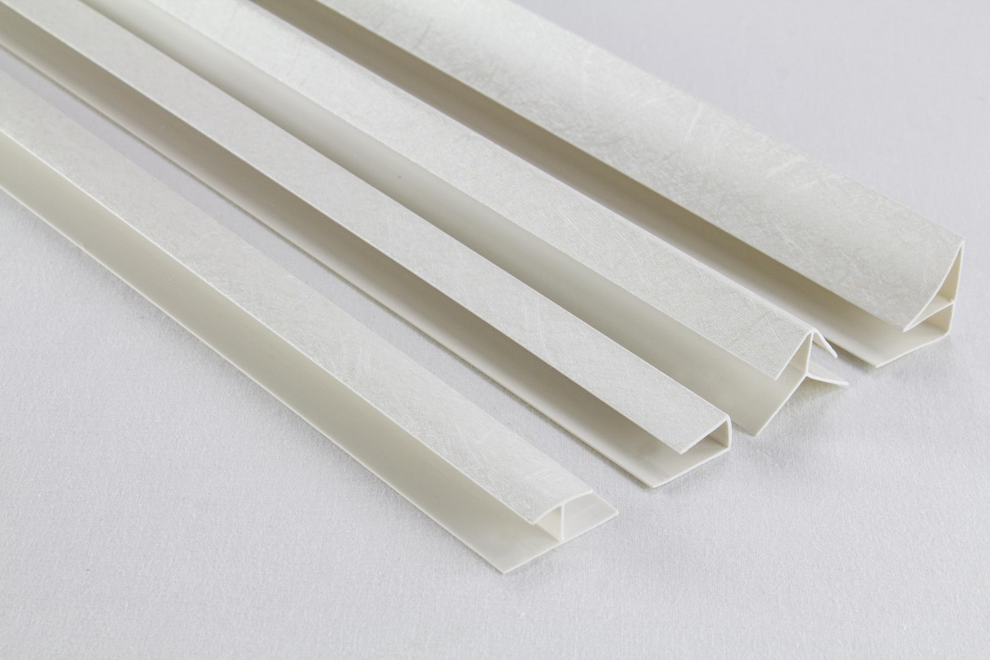Zubeh r f r pvc paneele deckenpaneele wandpaneele innen platten 93 13 ebay - Wandpaneele kunststoff innen ...