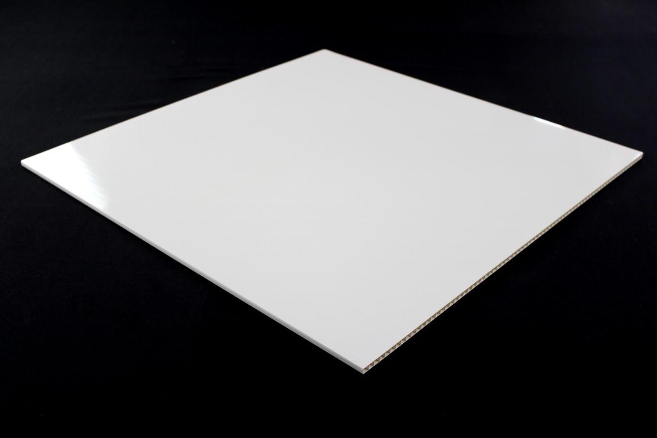 400 stk pvc rasterdeckenplatten armstrong platten f rasterdecken 60x60cm weiss ebay. Black Bedroom Furniture Sets. Home Design Ideas