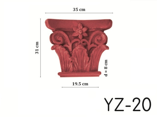 fassadendekor haus schlu stein 350 x 310 mm yz 20 ebay. Black Bedroom Furniture Sets. Home Design Ideas