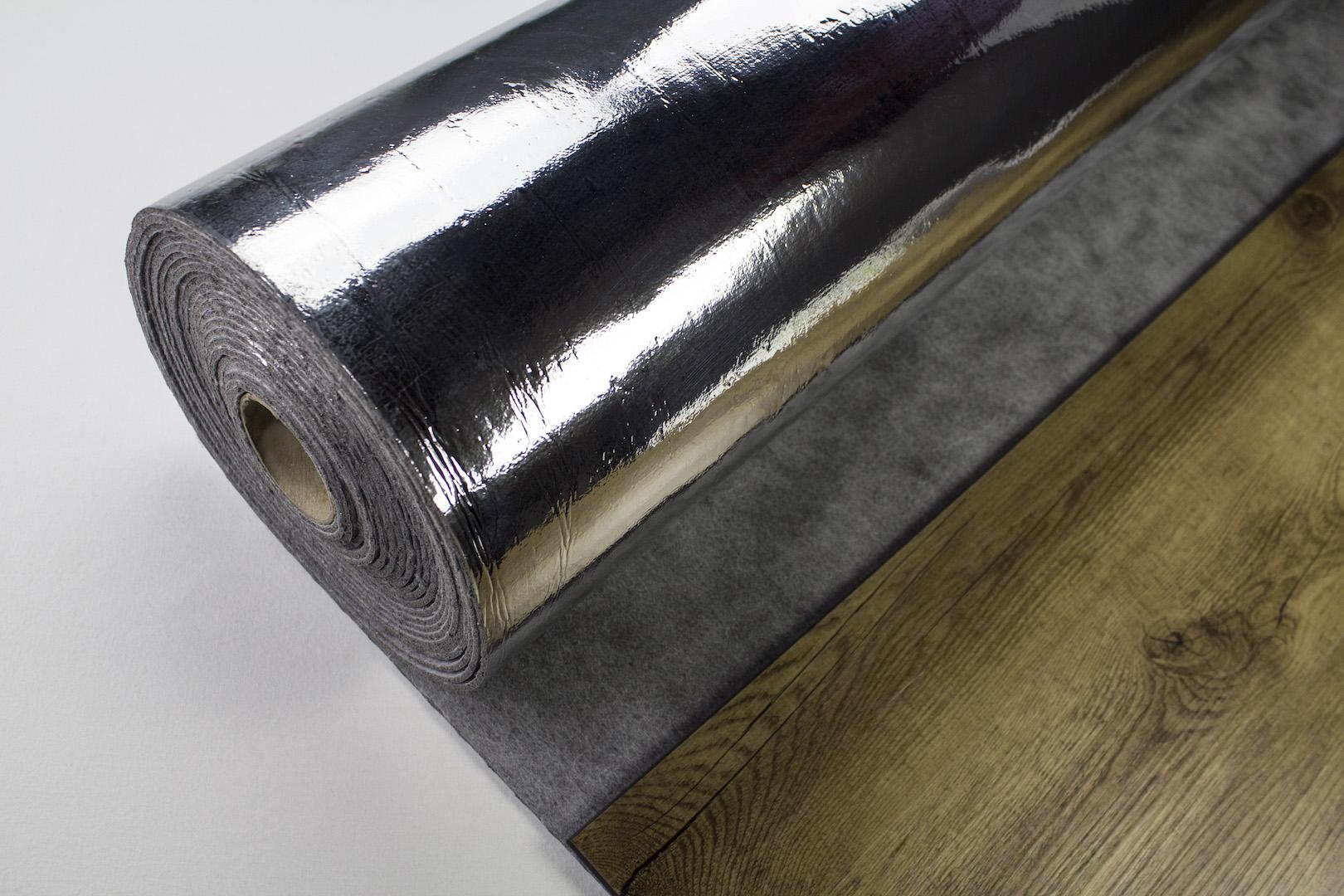 10 m trittschalld mmung d mmung boden f r vinyl laminat parkett inrasound ebay. Black Bedroom Furniture Sets. Home Design Ideas