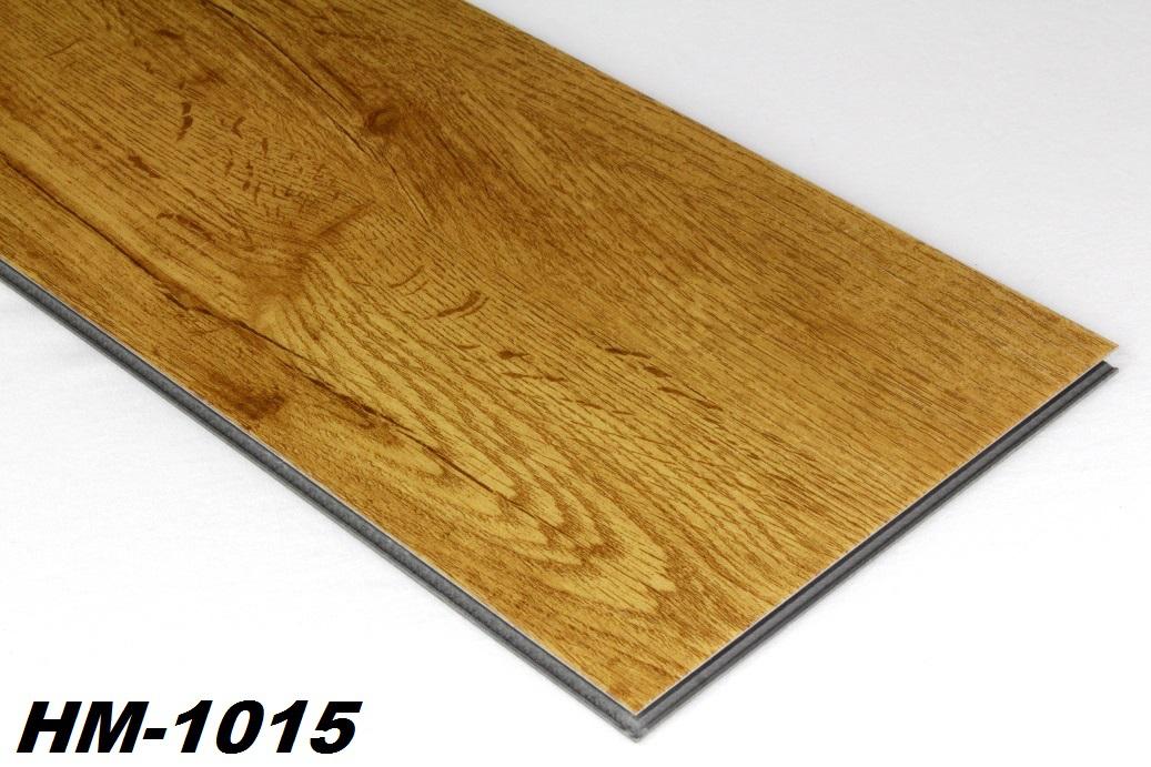 Hexim pvc decor vinyl floor with click system model hm