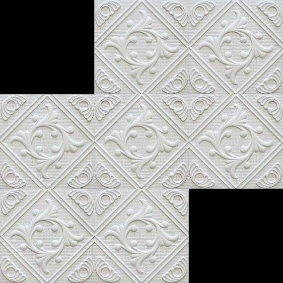 1 m2 deckenplatten styroporplatten stuck decke dekor platten 50x50cm anet dekore aus polystyrol. Black Bedroom Furniture Sets. Home Design Ideas