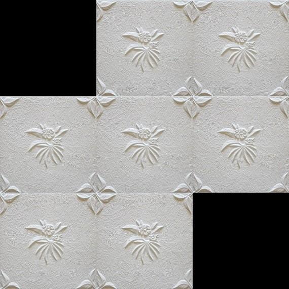 1 m2 deckenplatten styroporplatten stuck decke dekor platten 50x50cm natura dekore aus. Black Bedroom Furniture Sets. Home Design Ideas