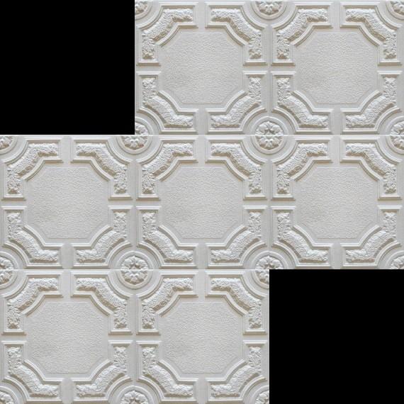1 m2 deckenplatten styroporplatten stuck decke dekor platten 50x50cm caracas dekore aus. Black Bedroom Furniture Sets. Home Design Ideas