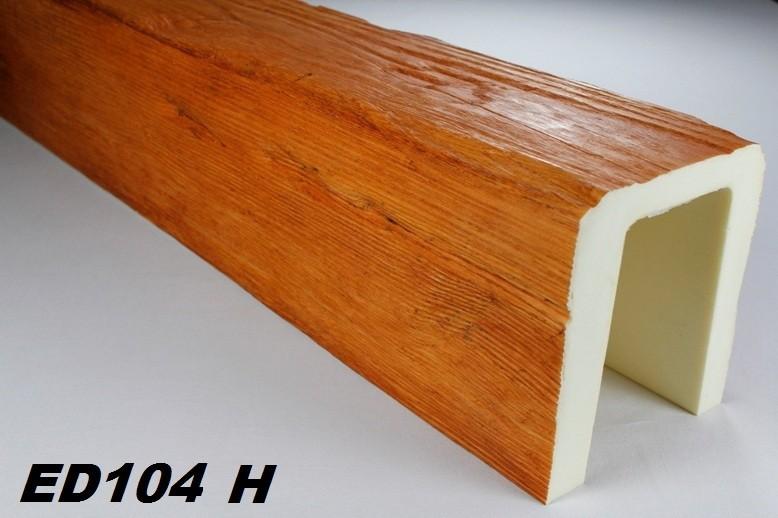 3 Meter Deckenbalken Balken Holzimitat 190x170mm ED104 H ...