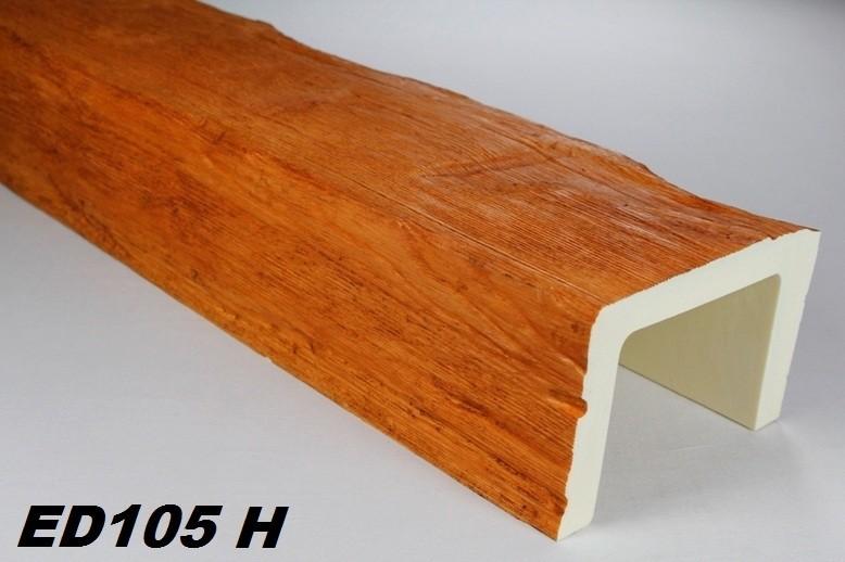 3 Meter Dekorbalken Deckenbalken 130x190mm ED105 H Serie
