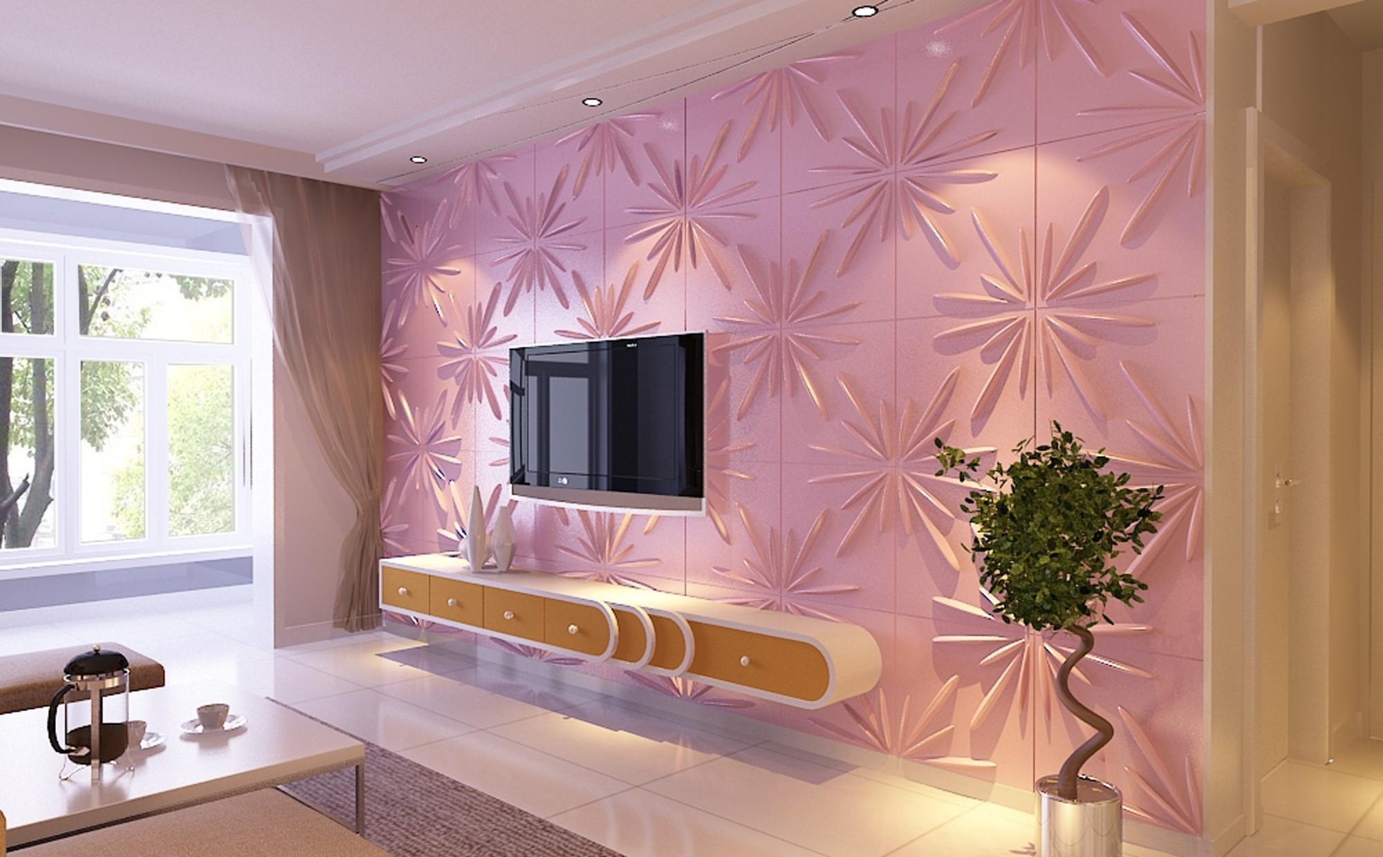1 m2 paneele 3d platten 3d wanddekor wandverkleidung decke wand 50x50cm elijah dekore aus. Black Bedroom Furniture Sets. Home Design Ideas