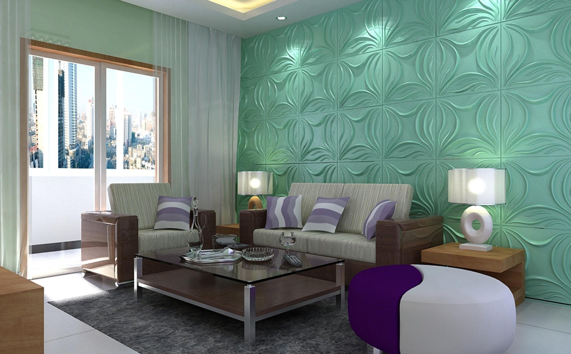 15 m2 paneele 3d platten deckenplatten wandplatten 3d. Black Bedroom Furniture Sets. Home Design Ideas
